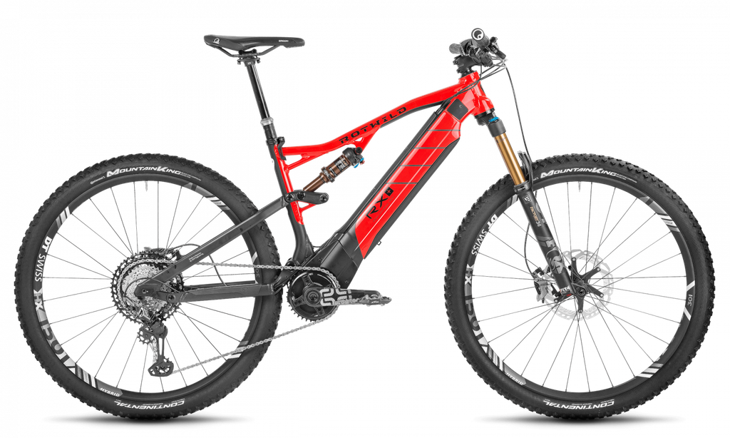 1a15df33f7f030 Rotwild E-Mountainbike - All-Mountain R.X+ Full Suspension Transalp ...