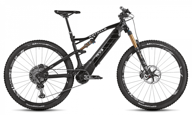 Rotwild E-Mountainbike - All-Mountain R.X+ Full Suspension - Transalp Ultra 29er (2019)
