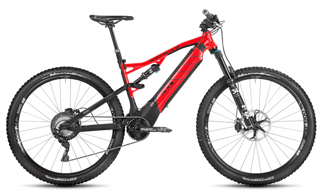 Rotwild E-Mountainbike - All-Mountain R.X+ Full Suspension - Transalp PRO 29er (2019)