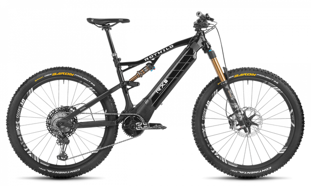 Rotwild E-Mountainbike - All-Mountain R.X+ Full Suspension - Trail Ultra 27,5er (2019)
