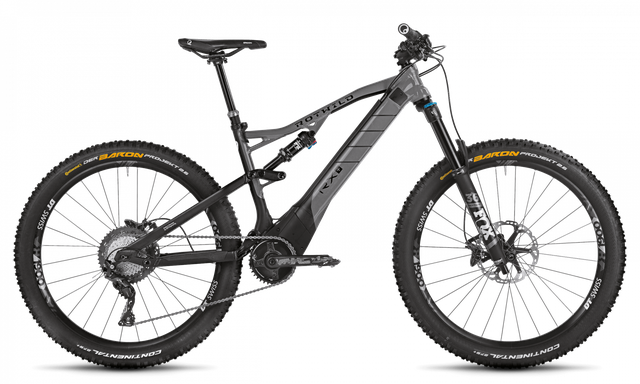 Rotwild E-Mountainbike - All-Mountain R.X+ Full Suspension - Trail CORE 27,5er (2019)