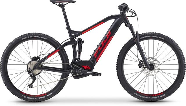 Fuji E-Mountainbike - Blackhill - Evo 29 1.3 (2019)