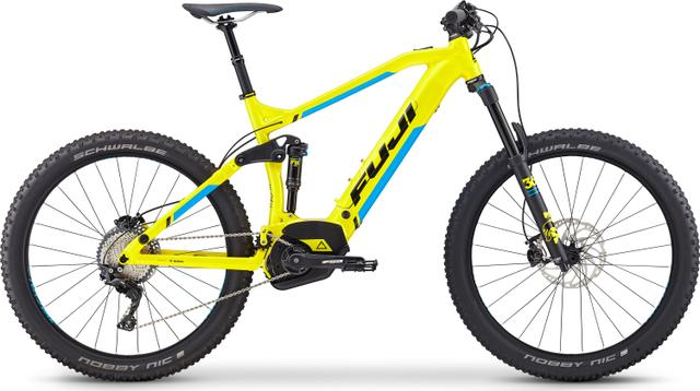 Fuji E-Mountainbike - Blackhill - Evo 27,5  1.1 LT (2019)