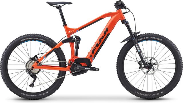 Fuji E-Mountainbike - Blackhill - Evo 27,5  1.5 LT (2019)