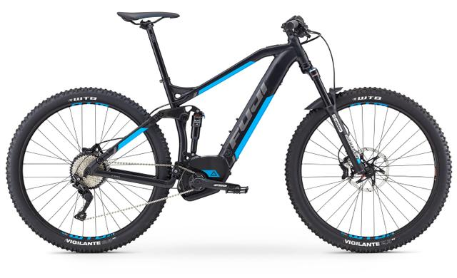 Fuji E-Mountainbike - Blackhill - Evo 29 1.5 (2019)
