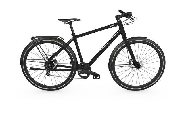 Möve Trekking Bike Franklin PRO - Rohloff