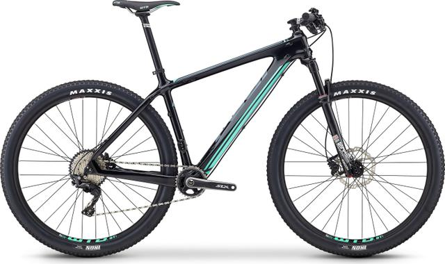 Fuji Mountainbike - Crosscountry SLM - 29 2.5 mit Shimano XT/SLX (2019)