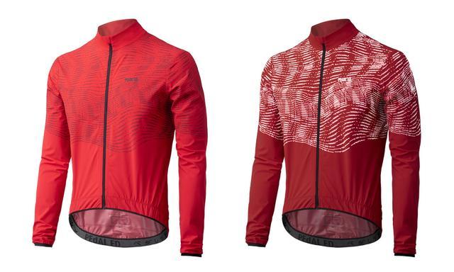 PEdAL ED Jacken - Hikari Reflective Shell Größe XL, rot, sofort verfügbar.