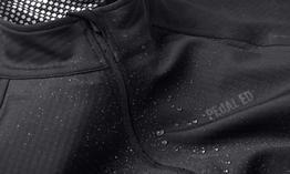 Pedaled Shawa Jersey - wasserdichtes Trikot, Beispielbilder, ggf. teilweise mit Sonderausstattung