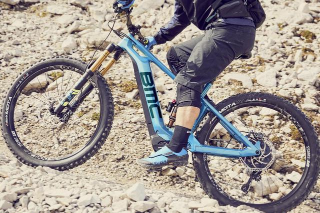 BMC Trailfox AMP SX - E-MTB 2019