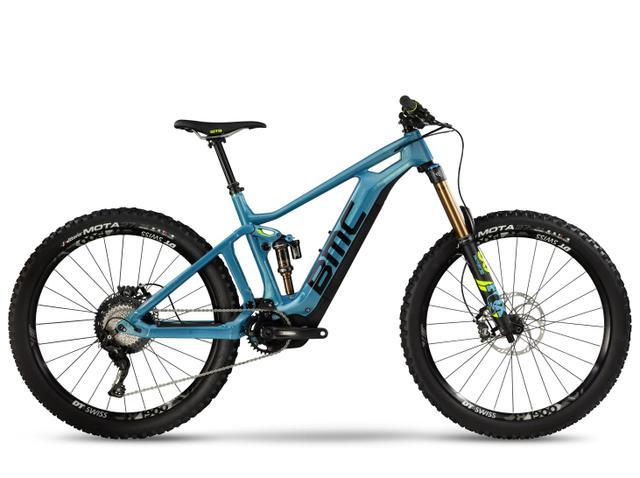 BMC Trailfox AMP SX - Elektromountainbike 2019