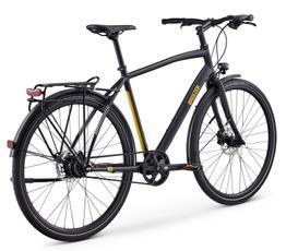 Breezer Beltway 11+ 2019 - Trekkingrad, Urbanbike, Zahnriemenfahrrad., Beispielbilder, ggf. teilweise mit Sonderausstattung