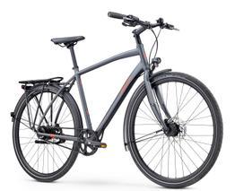 Breezer Beltway 8+ 2019 - Trekkingrad, Urbanbike, Zahnriemenfahrrad., Beispielbilder, ggf. teilweise mit Sonderausstattung
