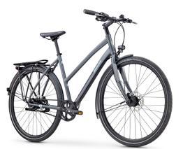 Breezer Beltway 8+ ST 2019 - Damenrad, Trekkingrad, Urbanbike, Zahnriemenfahrrad., Beispielbilder, ggf. teilweise mit Sonderausstattung