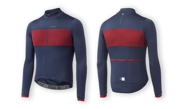 PEdAL ED Trikots - ESSENTIAL JERSEY LONG