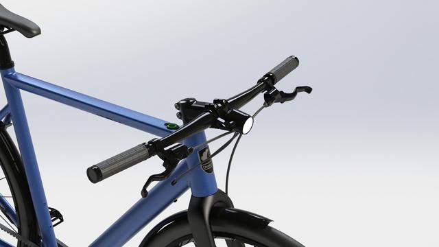 Desiknio Singlespeed Electric Bike - URBAN COMMUTER