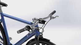Desiknio Pinion Electric Bike      CLASSIC TOURER