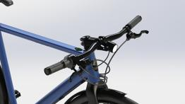 Desiknio Pinion Electric Bike      URBAN TOURER