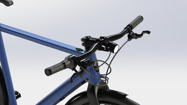 Desiknio Pinion Electric Bike - URBAN TOURER