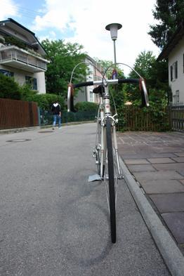 Kalkhoff Amateur Rennrad bei Finest Bikes in Starnberg, Beispielbilder, ggf. teilweise mit Sonderausstattung