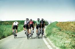PEdALED Okabe Jersey - Fahrradtrikot für die lange Strecke., Beispielbilder, ggf. teilweise mit Sonderausstattung