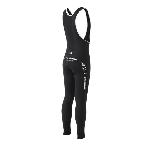 PEdAL ED Trägerhosen / Bibshorts - JLT Condor Team Winter Tight - Radhose