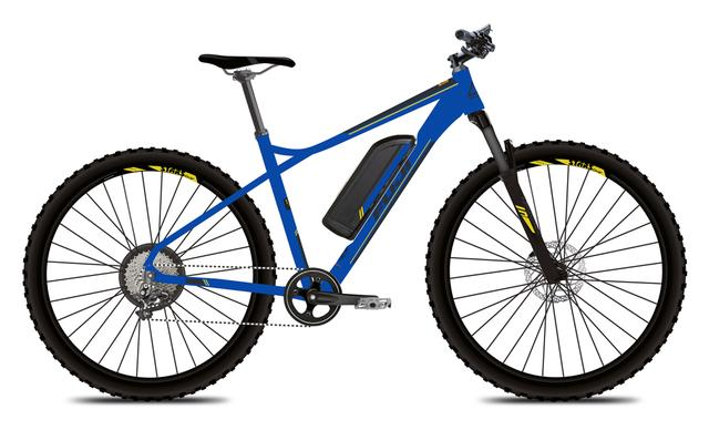 Fuji E-Mountainbike - E-Nevada - 27,5 2.1 (2019)