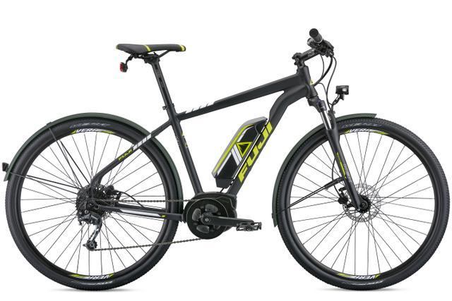 Fuji E-Trekkingbike - E-Traverse - 1.3  (2019)