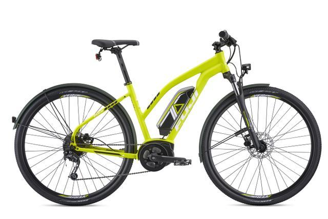Fuji E-Trekkingbike - E-Traverse - 1.3  ST (2019)