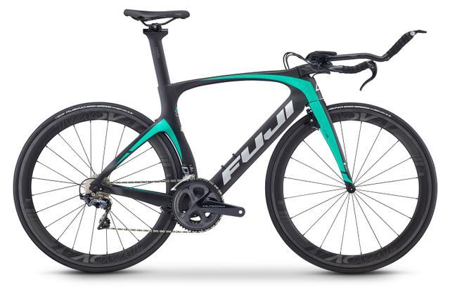 Fuji Triathlon-Rennrad Norcom - Straight 2.1 2019