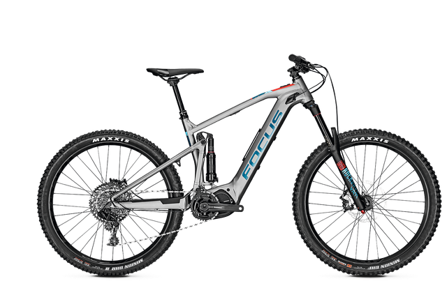 FOCUS E-Mountainbike Fully SAM2 - 6.7 (2019)