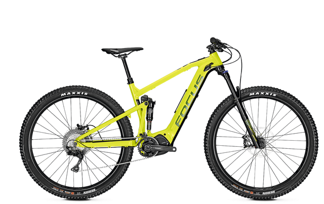 FOCUS E-Mountainbike Jam2 - 6.7 Nine (2019)
