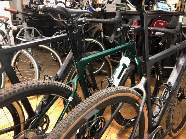 3T Bikes Exploro und Strada