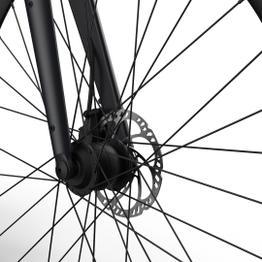 Urwahn Stadtfuchs - Urban Bike 2020, Beispielbilder, ggf. teilweise mit Sonderausstattung