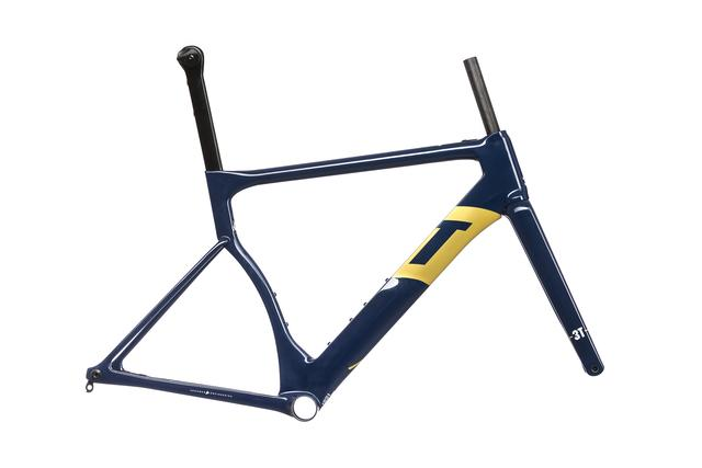 3T Rennrad – Strada - Team Aqua Blue Sport - Frameset leider ausverkauft!