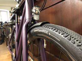 MTB Cycletech Tool Lady Spezial - Damenrad mit Zahnriemenantrieb, Beispielbilder, ggf. teilweise mit Sonderausstattung