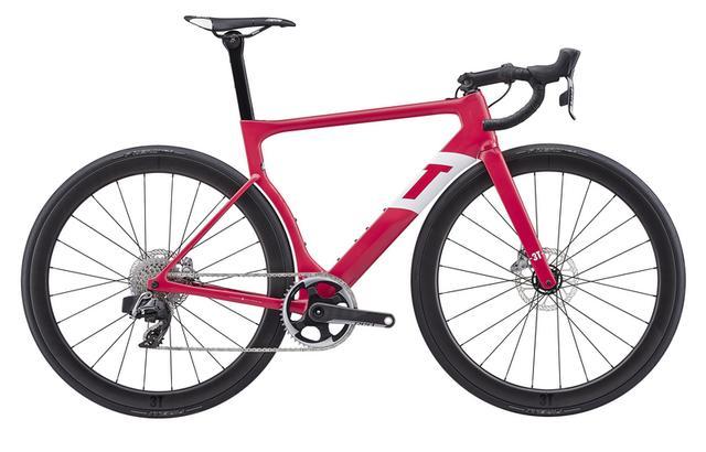 3T Rennrad – Strada - TEAM RED ETAP - mit SRAM AXS 1x12 #Leider ausverkauft!