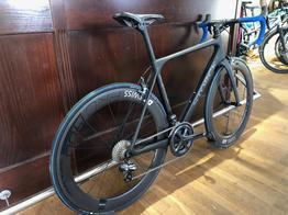 Storck Fascenario .3 Rennrad mit DT-Swiss PRC 1400 Spline Laufradsatz, Beispielbilder, ggf. teilweise mit Sonderausstattung