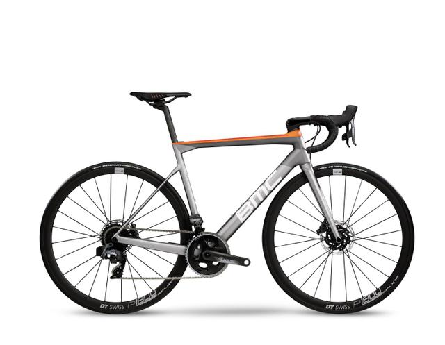 BMC Rennrad Altitude-Series Teammachine SLR02 - Disc ONE Sram FORCE eTap AXS (2020)