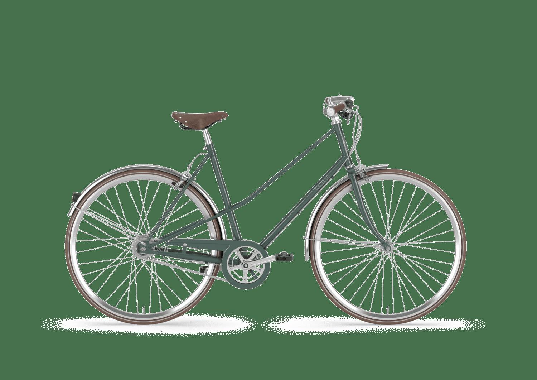 Gazelle van Stael 2019 Damenrad in Farbe