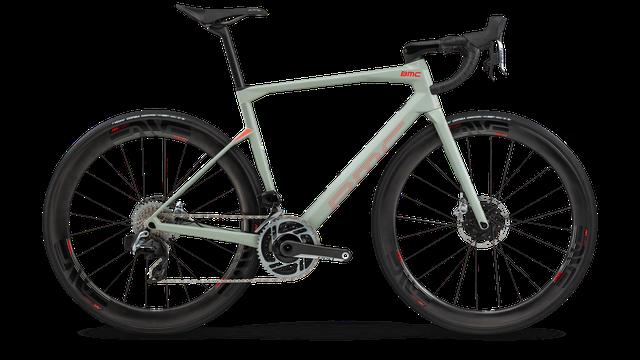 BMC Rennrad Endurance Roadmachine 01 - ONE mit SRAM Red AXS (2020) // leider ausverkauft!