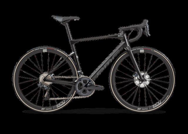 BMC Rennrad Endurance Roadmachine - 02 ONE mit Shimano Ultegra Di2 (2020) // Größe 56, minimal gebraucht