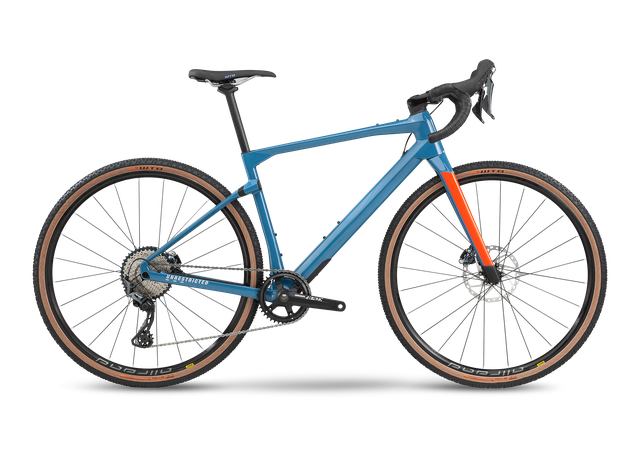 BMC Gravelbike URS - THREE