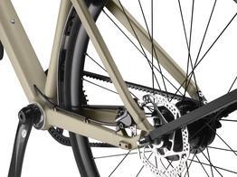 Aufnahme für Schutzblech und Fahrradständer., Beispielbilder, ggf. teilweise mit Sonderausstattung