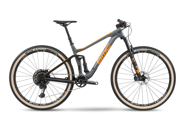 BMC Mountainbike Crosscountry-Series Agonist 01 - ONE - mit SRAM XX1 Eagle (2020)