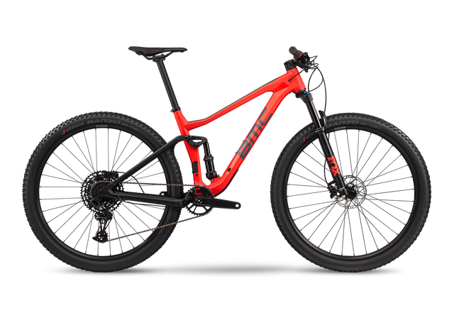 BMC Mountainbike Crosscountry-Series Agonist 02 - TWO - mit SRAM SX (2020)