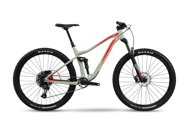 BMC Mountainbike Trail-Series Speedfox 03 - ONE mit SRAM NX (2020)
