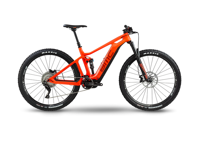BMC Mountainbike E-MTB Speedfox AMP - 01 TWO (2020)