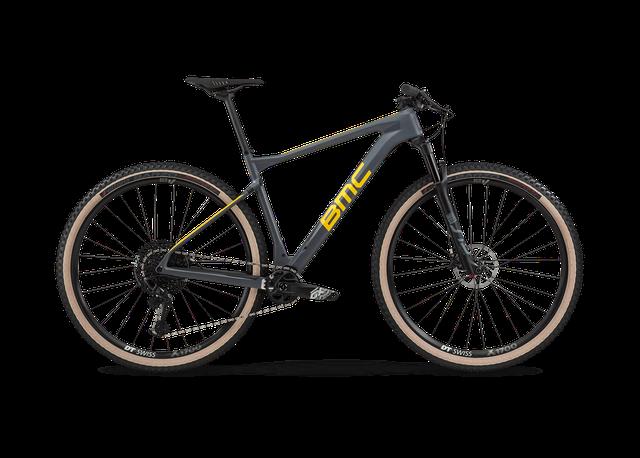 BMC Mountainbike XC Teamelite 01 - ONE mit SRAM GX Eagle (2020)