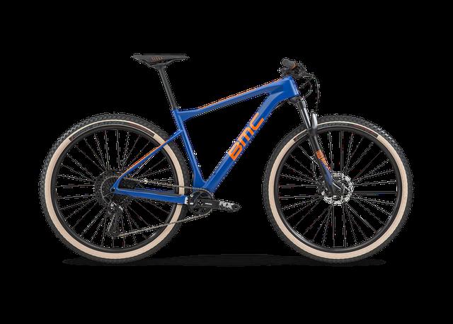 BMC Mountainbike XC Teamelite 02 - TWO mit SRAM NX Eagle (2020) // leider ausverkauft!